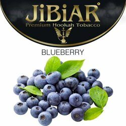 "Табак JiBiAR ""Blueberry"" (Черника) 100 g"