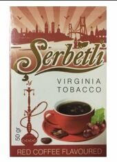 Табак Serbetli Кофе Red Coffee оптом 50 г