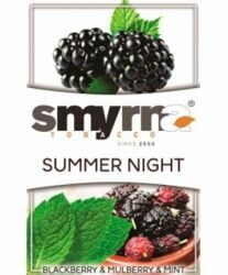 SMYRNA табак Summer Night Летняя Ночь 50 г
