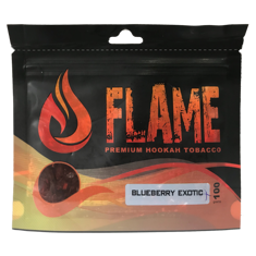 Табак Flame Blueberry Exotic