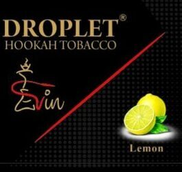 "Табак DROPLET ""LEMON""  (Лимон) 50 g"