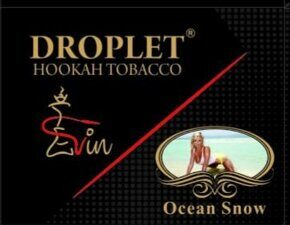 "Табак DROPLET  ""OCEAN SNOW""  (Океан Снег) 50 g"