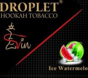 "Табак DROPLET ""ICE WATERMELON "" (ЛЁД АРБУЗ) 50 g"