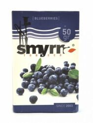 SMYRNA табак Blueberries Черника 50 г